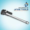 La espalda hasta una llave de tubo, mano mecánica herramienta especial para el aceite de campo