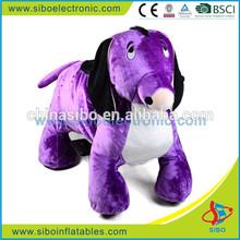 plush cheap electric car animal elephant plush toy cheap electric motorcycle
