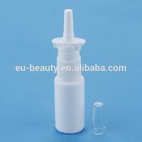 Medical nose spray/fine nasal spray bottle
