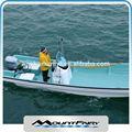 De fibra de vidrio de pesca utilizado Panga barcos venta