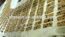 Yx/cb600 automático de cereales/de cacahuete/energía/frutas/de avena de la barra de corte de la máquina