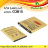 China sprice battery rechargeable the cell phone battery for samsung EB585158LC
