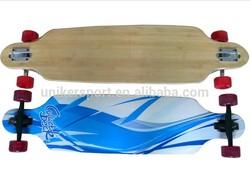 41''*9.75'' inch Professional Chinese Maple Skateboard, Longboard