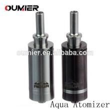 2014 OUMIER wholesaler ecig rda atomizer rebuildable aqua atomzier