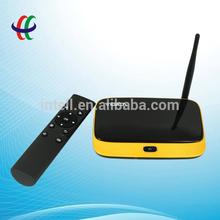 Vigica v3 H.265 decoding quad core android 4.4.2 smart tv box / magic box internet tv 4K solution / RK3288 h 265 set top box