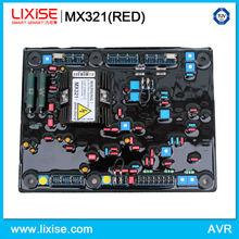 MX 321 generator pmg excitation system avr