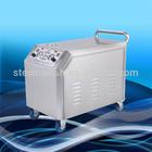 CE Double Guns Steam Jet steam car wash machine / steam carwash