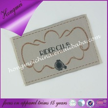 high grade boutique garment accessories with gold thread