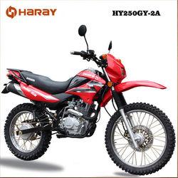 250cc Dirt Bike Motorcycle Optional Color