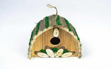 pet products/beautiful wooden bird houses