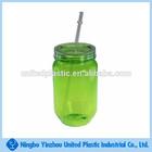 26 OZ Single wall plastic mason jars wholesale