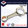 Durable!!! Customized forged stainless steel DIESEL connecting rod/precision parts with high quality and made in china (188F)