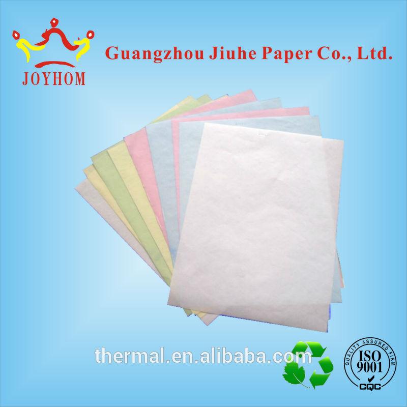Carbonless Duplicate Paper Carbonless Duplicate Paper