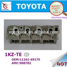 Toyota 1KZ 1KZ-T 1KZ-TE Cylinder Head XG Engine Hot.a