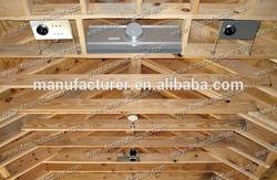 Quick Installation PreFab Villa / PreFabricated House / PreFab Home Prefabricated house prefabricated residential house building