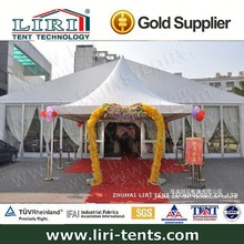 2014 huge capacity china inflatable car park tent for party event in Nigeria