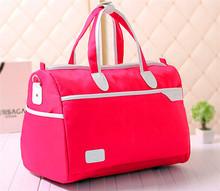 2014 Wholesale new style nylon travel bag cheap duffle bag
