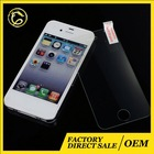 Oem Hardest Tempered Glass Screen Protector For Iphone4 Accessories
