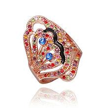 YesOneStop Hot Sale 2014 Latest Gold Ring Designs