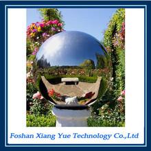 new bling bling stainless steel hollow sphere garden landscaping