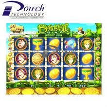 New casino game Beans talk
