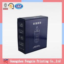 High Quality Paper Light Bulb Box Packaging Design Manufacturer