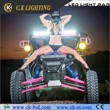 tractor solar powerd led light bar cover