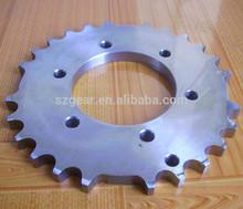 Shenzhen carbon steel industrial roller chain sprocket