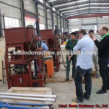 WT1-10 coal ash brick making machine