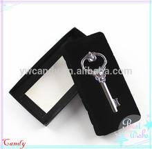 Vintage Key Shape Wedding Favour Gift-Wine bottle opener