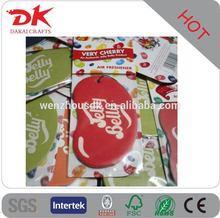 Custom Car Air Freshener for promotion/sexy air freshener for car