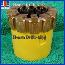 Impregnated Diamond Core Drill Bit Diamond Core Drill Bit for hard rock