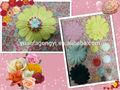 bricolaje hacer flores de papel