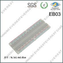 MB-102 MB102 Breadboard 830Point Solderless Bread Test Develop DIY pcb design TK0615