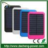 5v portable solar panel charger battery power 5000mAH