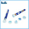 Kids plastic Toy logo plastic Projection Flashlight torch
