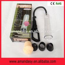 JB002 new designed vacuum penis pump up,penis pump enlargement for men sex toys