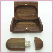 bulk wooden USB flash drive new style usb with box
