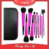 MSQ High Quality Synthetic Custom 11 pcs Cosmetic Brush Set