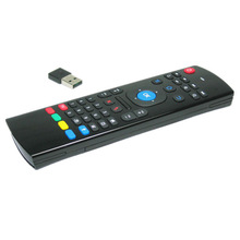 2014 new module wireless air mouse with keyboard remote control for smart tv tv box tv dongle