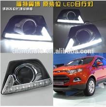 DLAND 2013 ECOSPORT SPECIAL LED DAYTIME RUNNING LIGHT FOG LAMP DRL V2, TYPE LEXUS, FOR FORD