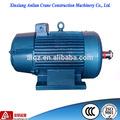 Motor eléctrico fabricante / YZR 3 fase motor eléctrico de alto rpm