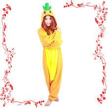 M- de tara colección de tela de franela pijama mujer bodies de zanahoria