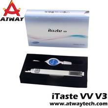 2014 e cigarette itaste vv v3.0 kit itaste vv express kit original Innokin iTaste VV 3.0 express kit fast shipping