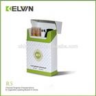 Real cigarette feeling with long battery life R5 disposable e cigarette e-joy cigarette