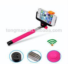 Bluetooth Shutter Extendable Handheld Selfie Snapper