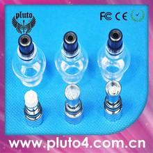 2014 China wholesale electronic cigarette Pluto glass globe pipe