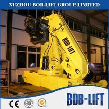 High performance 12ton hydraulic folding crane for trucks SQ12ZA3