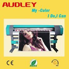 Audley Outdoor Eco Solvent Large Format Color Vinyl Printer Plotter ADL-A1971