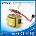 ei41 transformador de baixa freqüência de saída múltiplos enrolamentos de transformador elétrico